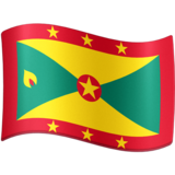 Flag: Grenada on Facebook 3.0