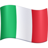 Flag: Italy on Facebook 3.0