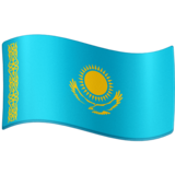 Flag: Kazakhstan on Facebook 3.0