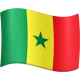 Flag: Senegal on Facebook 3.0