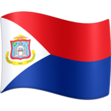 Flag: Sint Maarten on Facebook 3.0