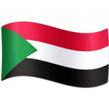 Flag: Sudan on Facebook 3.0