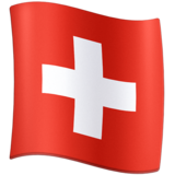 Flag: Switzerland on Facebook 3.0