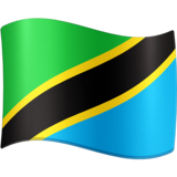 Flag: Tanzania on Facebook 3.0