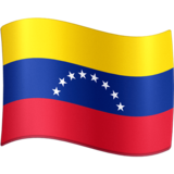 Flag: Venezuela on Facebook 3.0