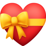 Heart With Ribbon on Facebook 3.0