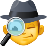 Man Detective on Facebook 3.0