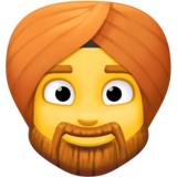 Person Wearing Turban on Facebook 3.0