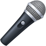Microphone on Facebook 3.0