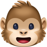 Monkey Face on Facebook 3.0