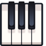 Musical Keyboard on Facebook 3.0