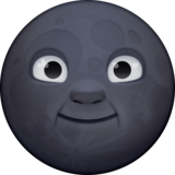 New Moon Face on Facebook 3.0