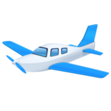 Small Airplane on Facebook 3.0