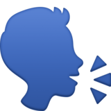 Speaking Head on Facebook 3.0