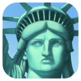 Statue of Liberty on Facebook 3.0