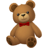 Teddy Bear on Facebook 3.0
