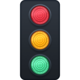 Vertical Traffic Light on Facebook 3.0