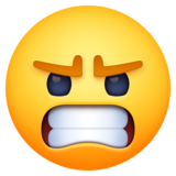 Angry Face on Facebook 3.1