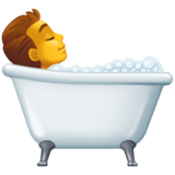 Person Taking Bath on Facebook 3.1
