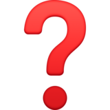 Question Mark on Facebook 3.1