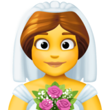 Bride With Veil on Facebook 3.1