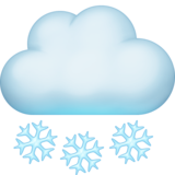 Cloud With Snow on Facebook 3.1
