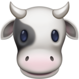 Cow Face on Facebook 3.1