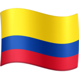 Flag: Colombia on Facebook 3.1