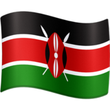 Flag: Kenya on Facebook 3.1