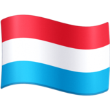 Flag: Luxembourg on Facebook 3.1