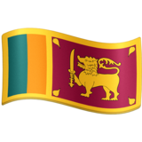 Flag: Sri Lanka on Facebook 3.1