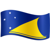 Flag: Tokelau on Facebook 3.1
