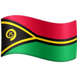 Flag: Vanuatu on Facebook 3.1