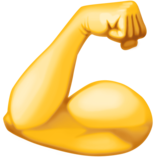 Flexed Biceps on Facebook 3.1