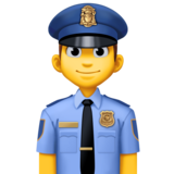 Man Police Officer on Facebook 3.1