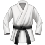 Martial Arts Uniform on Facebook 3.1