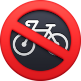 No Bicycles on Facebook 3.1