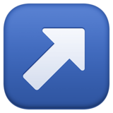 Up-Right Arrow on Facebook 3.1