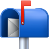 Open Mailbox With Raised Flag on Facebook 3.1