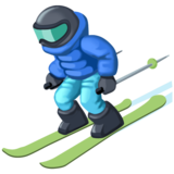 Skier on Facebook 3.1