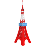 Tokyo Tower on Facebook 3.1