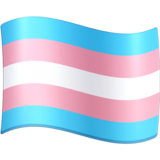 Transgender Flag on Facebook 3.1