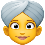 Woman Wearing Turban on Facebook 3.1