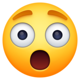 Astonished Face on Facebook 4.0