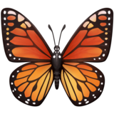 Butterfly on Facebook 4.0
