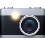 Camera With Flash on Facebook 4.0