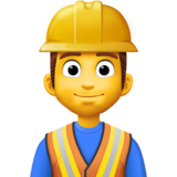 Construction Worker on Facebook 4.0