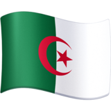 Flag: Algeria on Facebook 4.0
