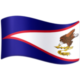 Flag: American Samoa on Facebook 4.0