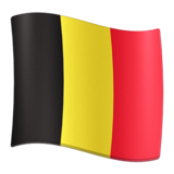 Flag: Belgium on Facebook 4.0